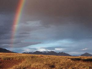 Тибет: ночевка в пустыне
