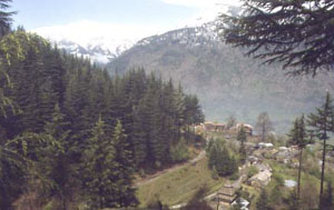 Перевал Чандракани