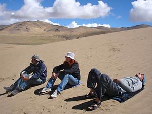Непал, Тибет