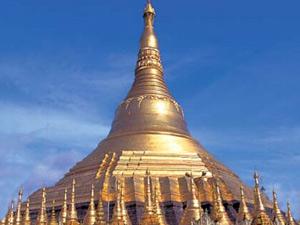 Мьянма: Пагода Шведагон