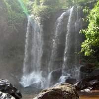Камбоджа: Ручей Тысячи лингамов