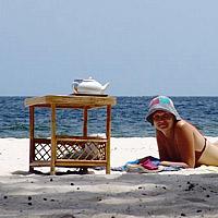 Камбоджа: Пляжи Сиануквиля