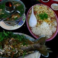 Камбоджа: Кухня