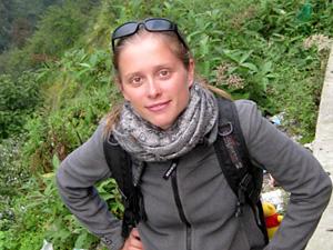 Александра Суханова, гид по Тибету, турцентр Кайлаш