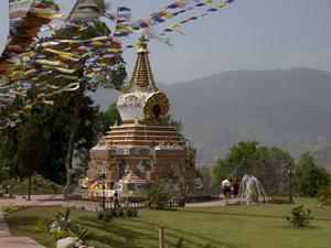 Тур в Непал. Медитация в буддийском монастыре