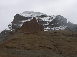 Гора Кайлас, Кора