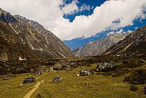 Непал. Лапчи