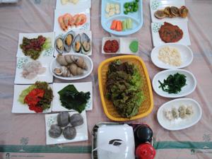 Южная Корея. Кухня