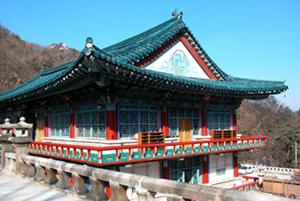 Южная Корея. Национальные парки