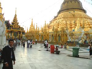 Тур в Бирму. Янгон