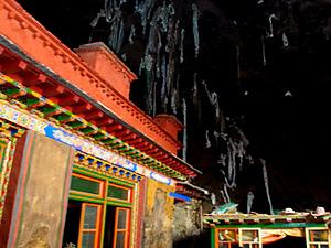 Тибет. Гуру Ринпоче