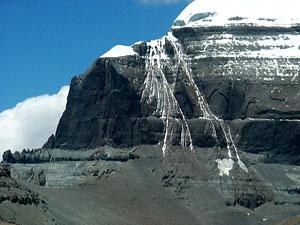 Гора Кайлаш, фрагмент