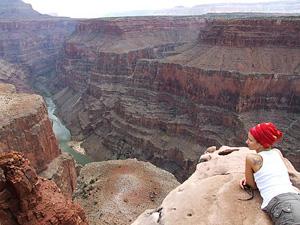Тур в Америку. Земля Красных скал