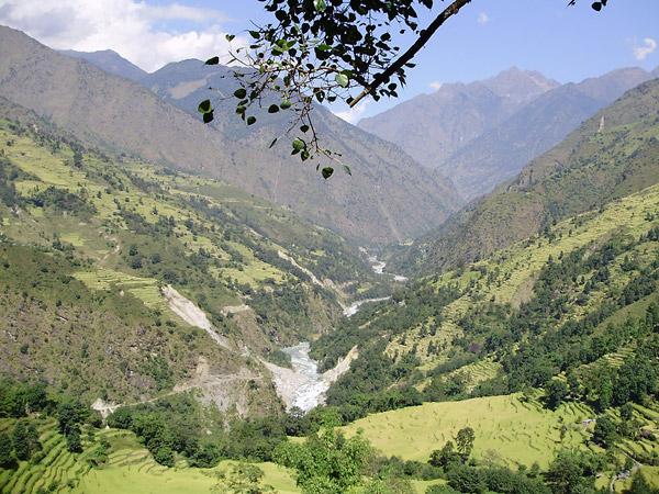 Путешествие к Аннапурне. Непал