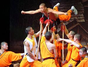 Тур в Китай. Шаолинь