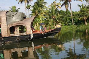 Тур в Индию. Романтическая Керала