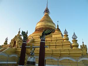 Мандалай. Тур в Мьянму (Бирму)