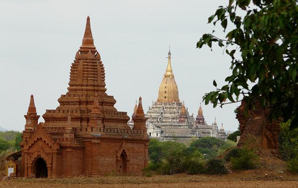 Мьянма (Бирма). Храмы
