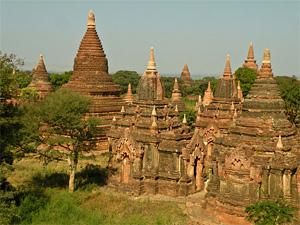 Тур в Мьянму (Бирму). Баган
