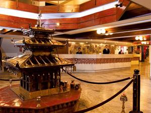 Отели Непала. Annapurna Hotel