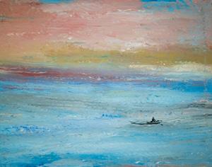 Выставка картин Евгения Пономаренко