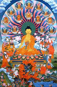 День рождения Будды, День его Просветления и День ухода в Нирвану