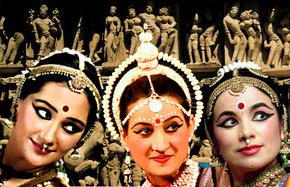 Классический индийский танец