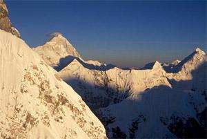 Фотовыставка Юрия Кошелева «Горы как вызов»
