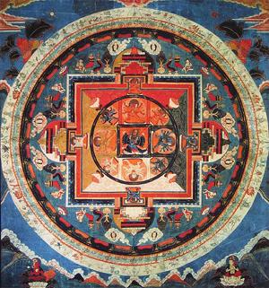 Мандала Ямантаки