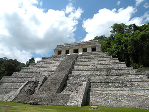 Мексика. древняя цивилизация Майя
