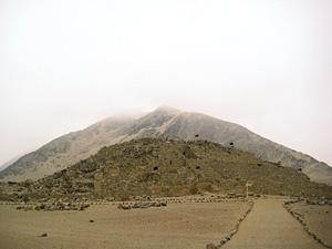 Тур в Перу. Караль