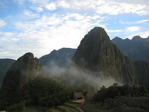 Перу. Мачу-Пикчу