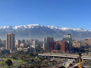 Тур в Чили. Сантьяго