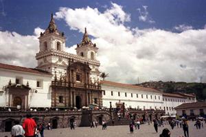 Тур в Эквадор. Кито