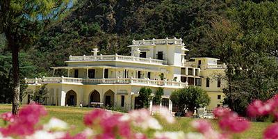 Аюрведа. Отель Ананда в Гималаях