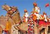 Индия. Золотой треугольник и Ярмарка верблюдов в Пушкаре