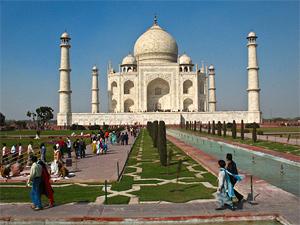 Тур в Индию. Тадж-Махал
