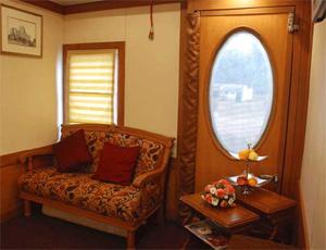 Отдых в Индии. Поезд Индийский Махараджа