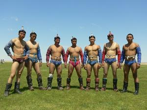 Фестиваль Надом. Тур в Монголию