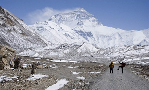 Тур в Тибет. Треккинг в базовый лагерь Эвереста