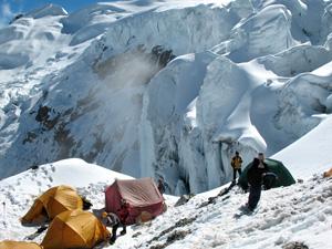 Тур в Непал. Экспедиция к вершине Мера