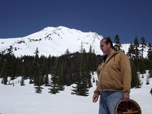 Северная Америка. Гора Шаста