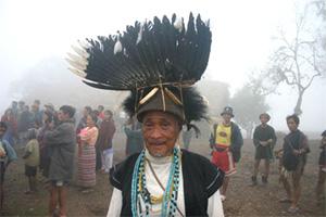 Тур к горным племенам Аруначала, Индия