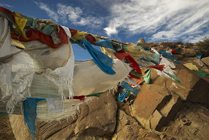 Тибет. Лосар