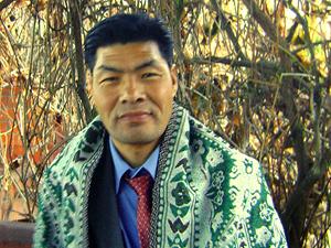 Тибетский врач из Индии