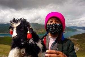 Кора на Кайлас, Тибет