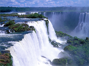 Тур в Аргентину. Водопады Игуасу