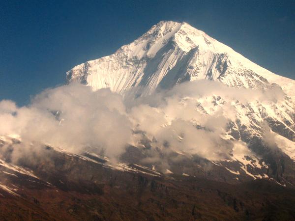 Восхождения в Непале. Дхаулагири