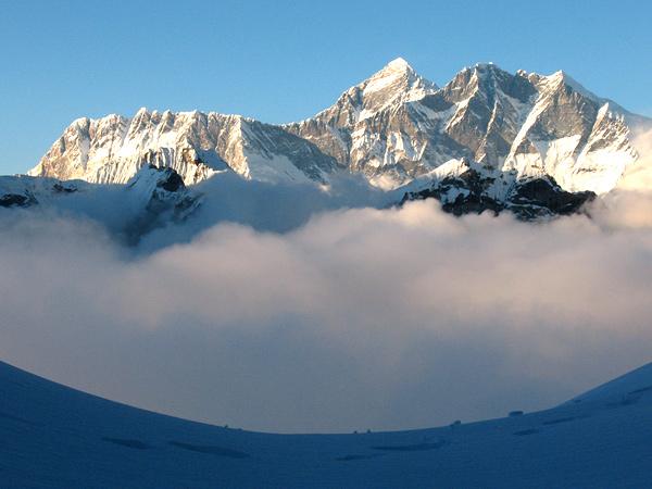 Восхождения в Непале. Эверест