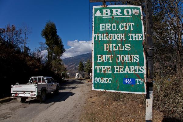 Тур в Индию. Долина Таванг